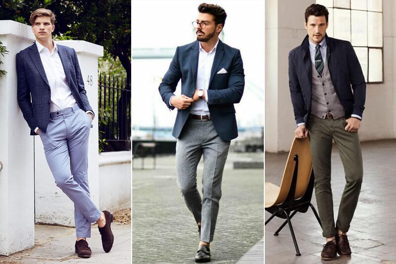 7 Suit Separates Combinations For Men Suits