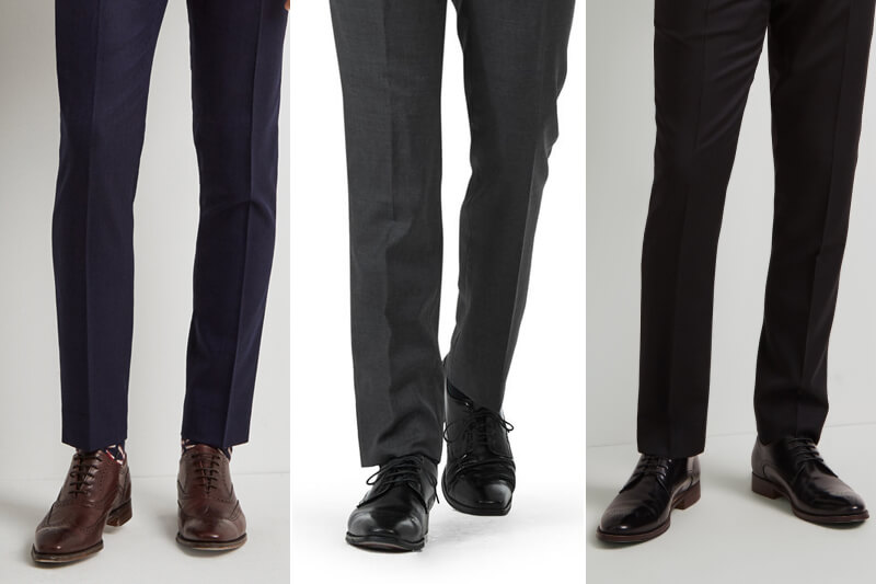How To Match Your Suits & Shoes Like A Proper Gentleman